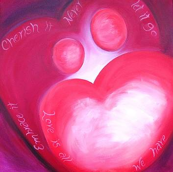 Love is All We Have by Jennifer Hannigan-Green