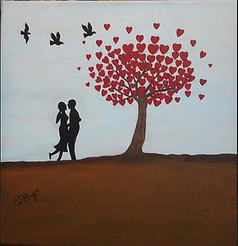 Love is all you need by Catherine Velardo