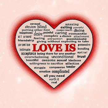 Anastasiya Malakhova - Love Is