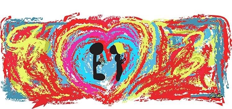Love is Blind... by Oscar  Servin