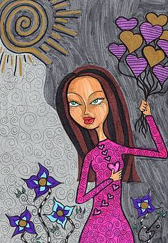 Love is in the Air by Agatha Green