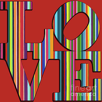 Love is Love by Carla Bank