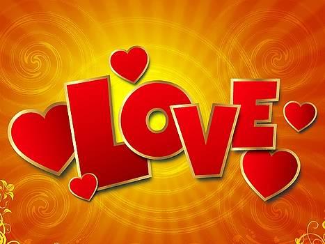 Love by Khalil Art