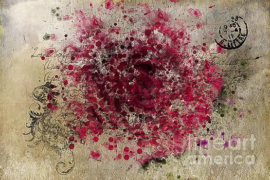 Love letter by Barbara Dudzinska
