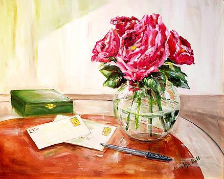 Love Letters by Carolyn Bell