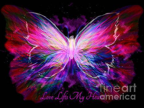 Love Lifts My Heart by Pam Herrick