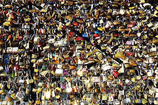 Love Locks by Floyd Menezes