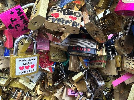 Love Locks by Sarah Lamoureux