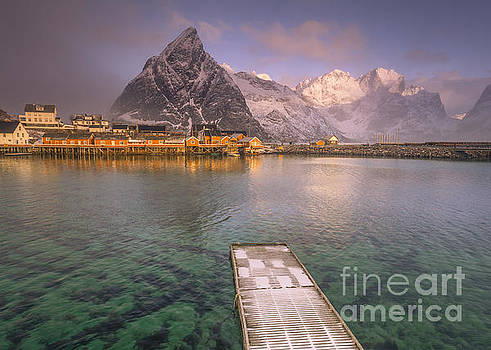 Love Lofoten by Pawel Klarecki