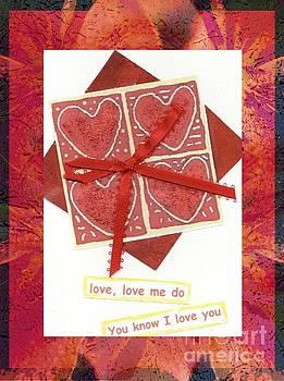 Love, love me do by Susan Minier