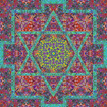 Love Mandala by Julian Venter