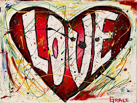 Love by Maria Iurescia