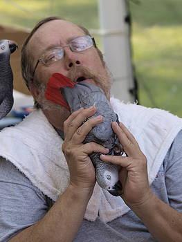 Love my Bird by Jennifer Whiteford
