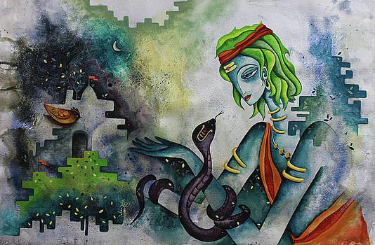 Love of Shiva by Rohan Sandhir
