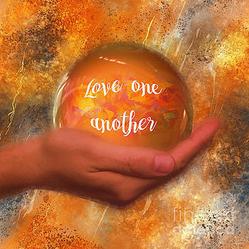 Love One Another 2016 by Kathryn Strick