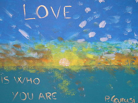 Love  by Piercarla Garusi