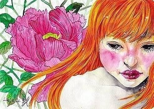 Love Pink by Su Yean  Heo