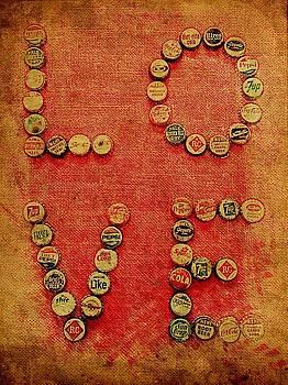 Love Pop Vintage by Carol Neal