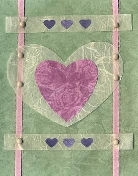 Ellen Miffitt - Love Series - Heart 1