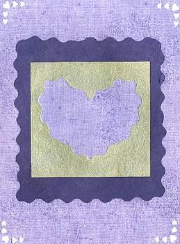 Ellen Miffitt - Love Series - Heart 2