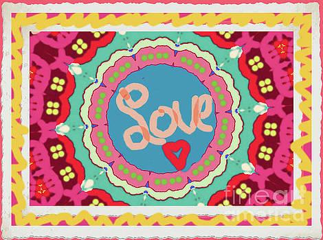 Love by Shirley Moravec