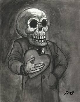 Love Skull by Jack Joya