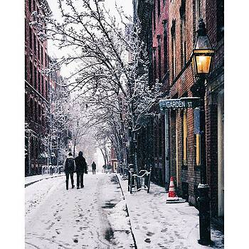 Love Snow Days, But Not Sure I'm Ready by Brian McWilliams