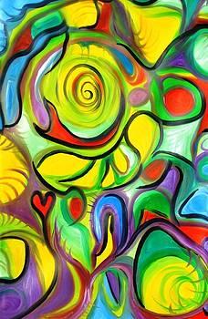 Love Spiral by Alfredo Dane Llana