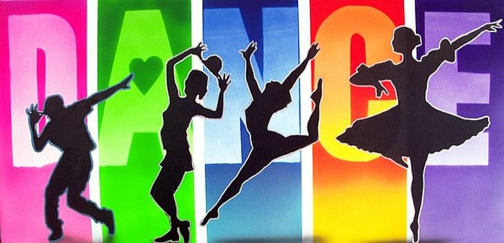 Love to Dance by Amatzia Baruchi
