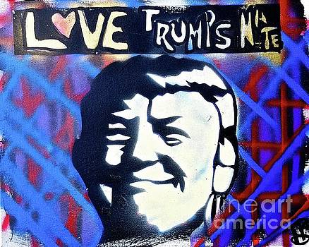 Love Trumps HATE by Tony B Conscious