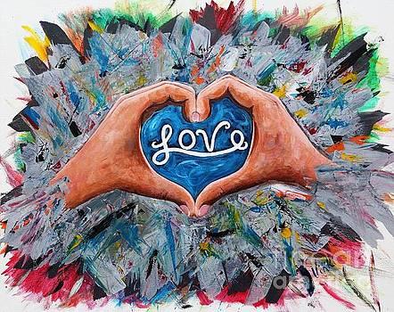 Love by Vikki Angel