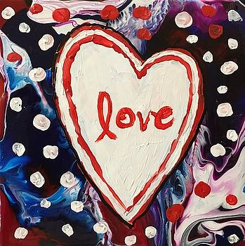 Love With Heart by Marita McVeigh