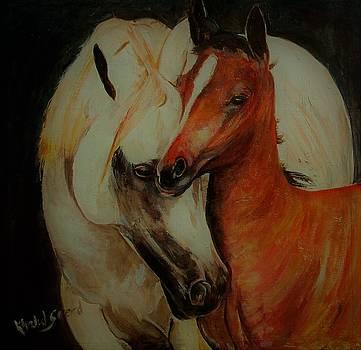 Love you sooo much by Khalid Saeed