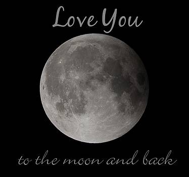 Terry DeLuco - Love You To The Moon and Back