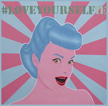 Love Your Selfie by Jovana Kolic