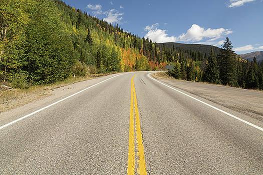 Loveland Pass Landscape by John Daly