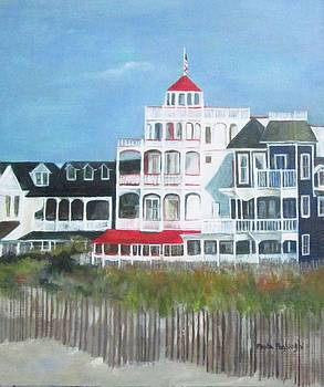Lovely Cape May by Paula Pagliughi