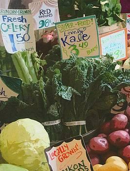 Lydia L Kramer - Lovely Kale