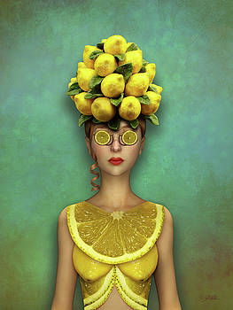 Lovely Lemon by Britta Glodde