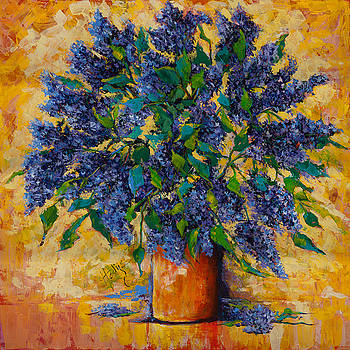 Lovely Lilacs by Mary DuCharme