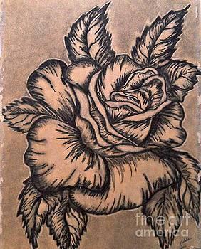 Lovely Rose by Francine Heykoop