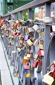 Lovers Bridge by Nancy Ingersoll