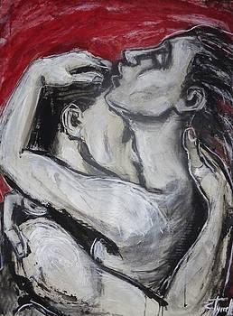 Lovers - Fervour by Carmen Tyrrell