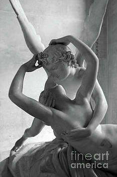Gregory Dyer - Lovers Louvre Museum