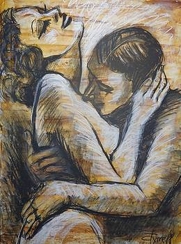 Lovers - Mon Amour by Carmen Tyrrell