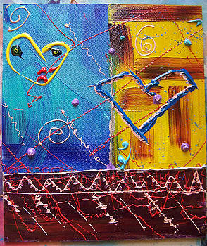 Lovers by Nino  B