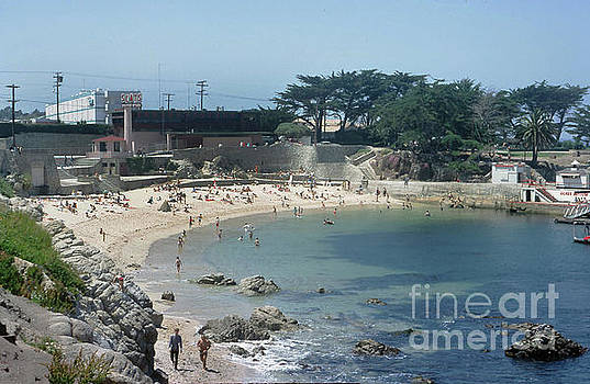 California Views Archives Mr Pat Hathaway Archives - Lovers Point Beach, Pacific Grove, Calif. 1966