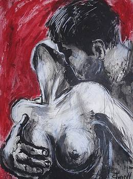 Lovers - Powerful Emotion by Carmen Tyrrell