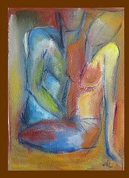 Lovers by Kneki Krtukaj