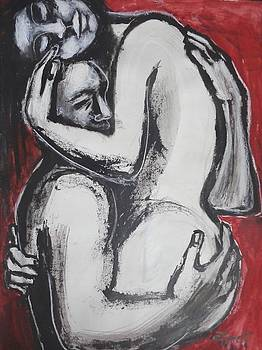 Lovers - Wrapped In Your Arms 2 by Carmen Tyrrell